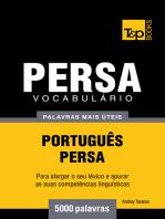 Vocabulário Português-Persa