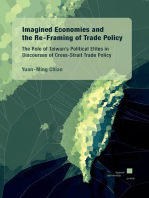 Imagined Economies and the Re-Framing of Trade Policy:
