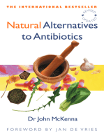 Natural Alternatives to Antibiotics – Revised and Updated