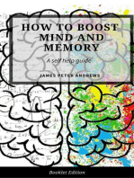 How to Boost Your Mind and Memory