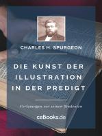 Die Kunst der Illustration in der Predigt