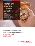 Roadmap to Cima Gateway Success