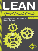 Lean QuickStart Guide