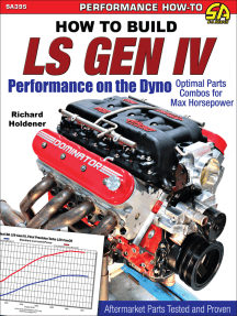 How to Build LS Gen IV Performance on the Dyno: Optimal Parts Combos for Maximum Horsepower
