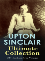 UPTON SINCLAIR Ultimate Collection