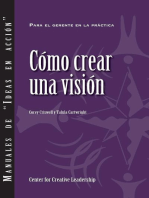 Creating a Vision (Spanish for Latin America)