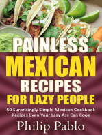 Painless Mexican Recipes For Lazy People
