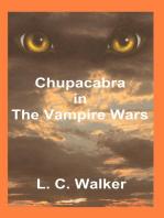 Chupacabra in The Vampire Wars
