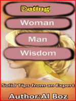 Dating, Woman, Man, Wisdom