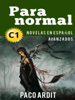 Paranormal - Spanish Readers for Advanced Learners (C1)