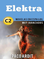 Elektra - Spanish Readers for High Advanced Learners (C2)