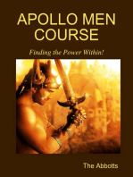 Apollo Men Course - Finding the Power Within!