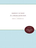 Serpent in Eden