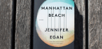 In 'Manhattan Beach,' Jennifer Egan Dives Deep Into WWII New York City