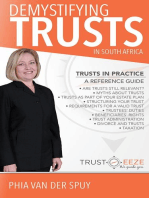 Demystifying Trusts in South Africa
