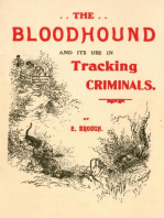 The Bloodhound and its use in Tracking Criminals