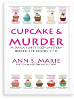 Cupcake & Murder (A Dana Sweet Cozy Mystery Boxed Set Books 1-10)