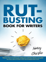 Rut-Busting Book for Writers