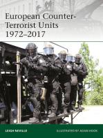 European Counter-Terrorist Units 1972–2017