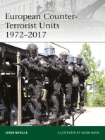 European Counter-Terrorist Units 1972–2017