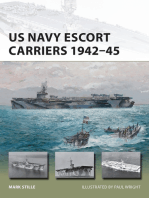 US Navy Escort Carriers 1942–45