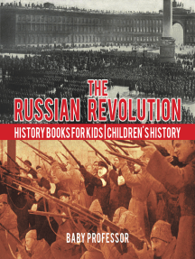 The Russian Revolution - History Books for Kids | Children's History