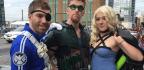 Marvel Drops Northrop Grumman Tie-In After Comic Con Fan Rebellion