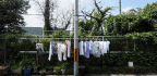 How People Hang Things Up to Dry In Japan