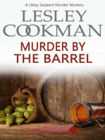 Murder by the Barrel: A Libby Sarjeant Murder Mystery Book 18