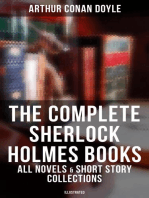 The Complete Sherlock Holmes Books