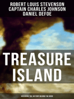 TREASURE ISLAND (Including the History Behind the Book)
