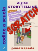 Digital Storytelling con Scratch