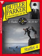Butler Parker Staffel 4 – Kriminalroman