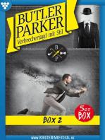 Butler Parker 5er Box 2 – Kriminalroman