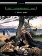 Le Morte d'Arthur (with an Introduction by Edward Strachey)
