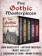Five Gothic Masterpieces