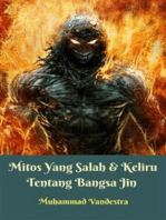 Mitos Yang Salah & Keliru Tentang Bangsa Jin