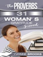 The Proverbs 31 Woman's Gratitude Journal