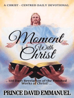 Moment With Christ Devotional