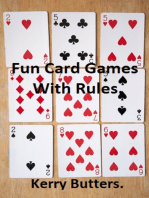 Fun Card Games With Rules.