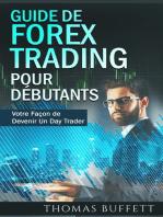Guide de FOREX Trading pour Débutants: Votre Façon de Devenir Un  Day Trader