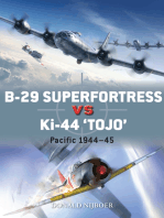 "B-29 Superfortress vs Ki-44 ""Tojo"""