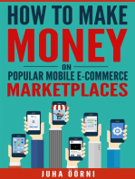 How to Make Money on Popular Mobile E-commerce Marketplaces