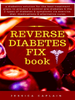 Reverse Diabetes Fix Book