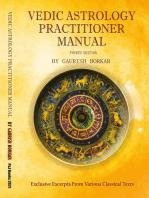 Vedic Astrology Practitioner Manual