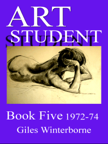Art Student Book Five 1972-74