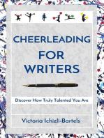 Cheerleading for Writers