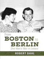 From Boston to Berlin: One Man's War in Letters