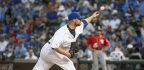 Who pitches NLCS Game 1 for Cubs?