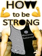 How To Be Strong?